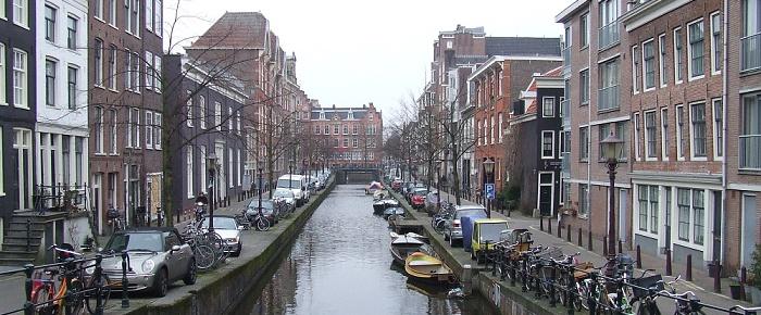 Na skok v Amsterdamu