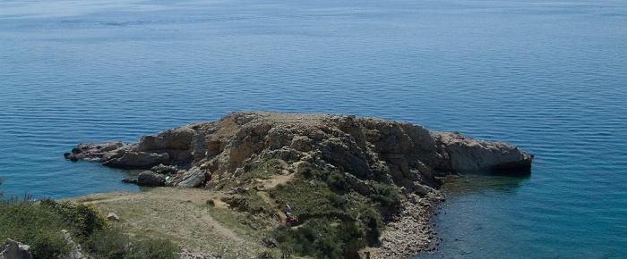 Chorvatsko – ostrov Krk