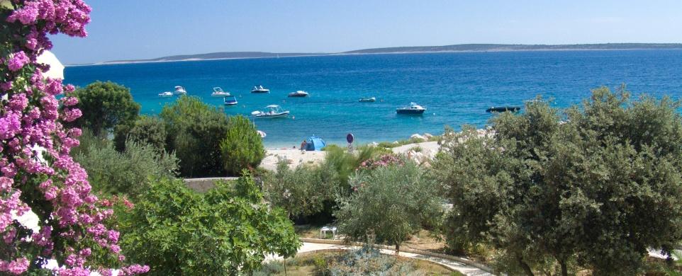 Chorvatsko, ostrov Pag