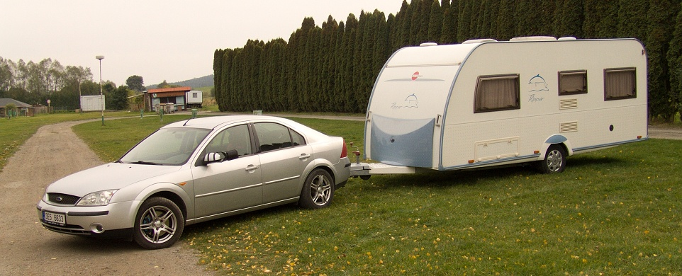 Víkend s karavanem