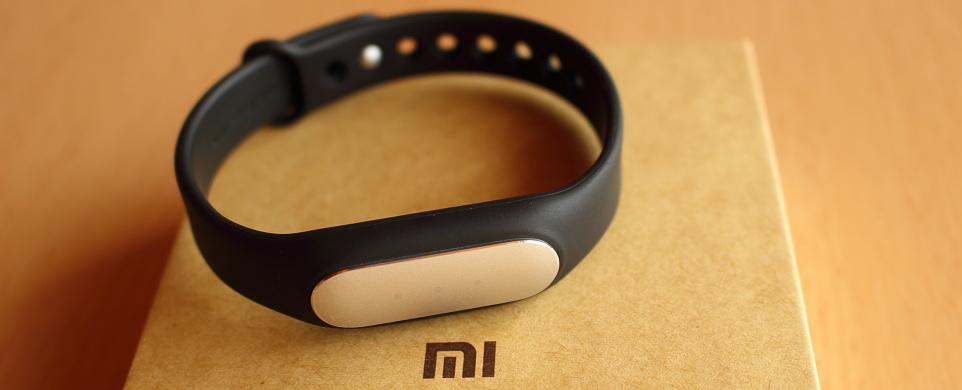 Fitness náramek Xiaomi MiBand