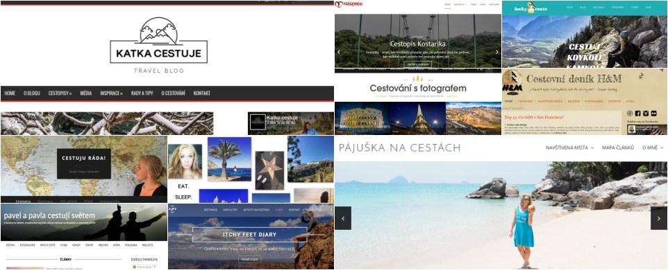 10 skvělých českých cestovatelských blogů