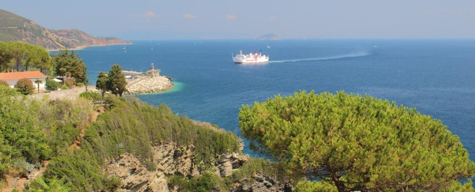 Rodinná dovolená na ostrově Elba