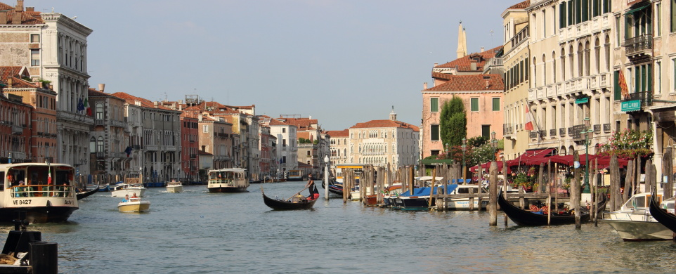 Na skok v Benátkách