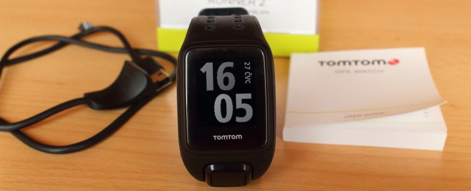 GPS hodinky TomTom Runner 2
