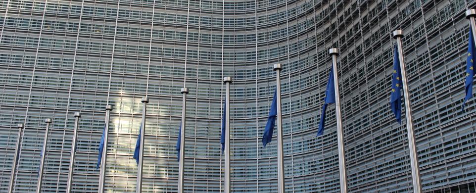 Jeden den v Bruselu