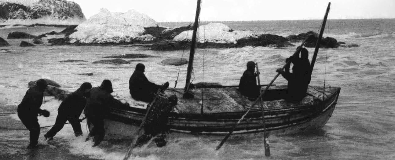 Hledají se muži na nebezpečnou cestu – příběh Shackletonova inzerátu