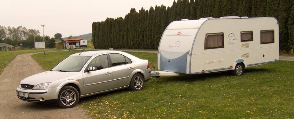 A proč právě karavan?