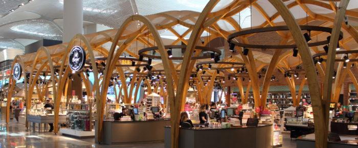 Nové letiště v Istanbulu